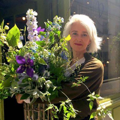 Clarisse BERAUD designer floral Maison Vertumne