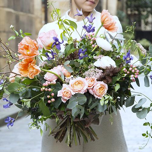 Bouquet de fleurs Maison Vertumne