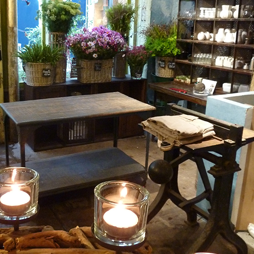 Atelier workshop floral Maison Vertumne Paris