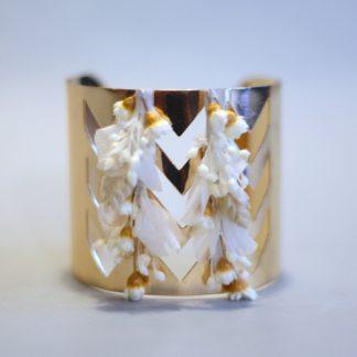 Bracelet Fleurs Bianca